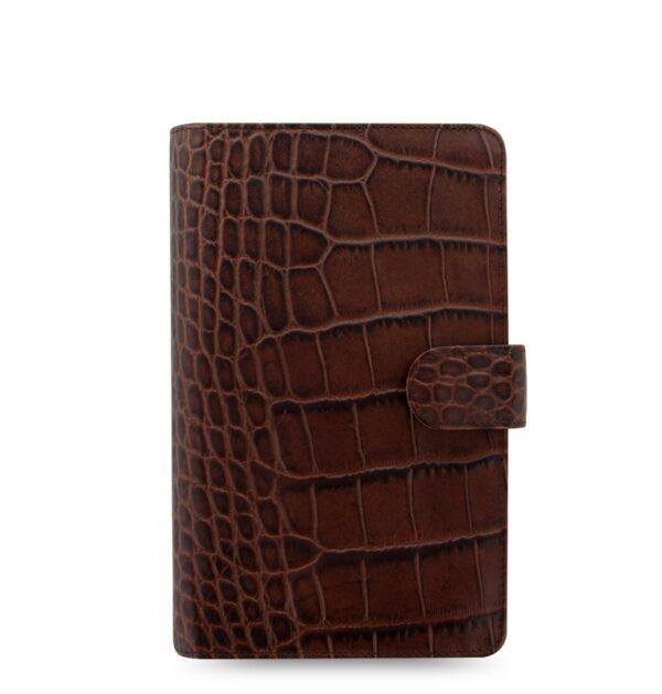 Органайзер Filofax Classic Croc Compact, Chestnut