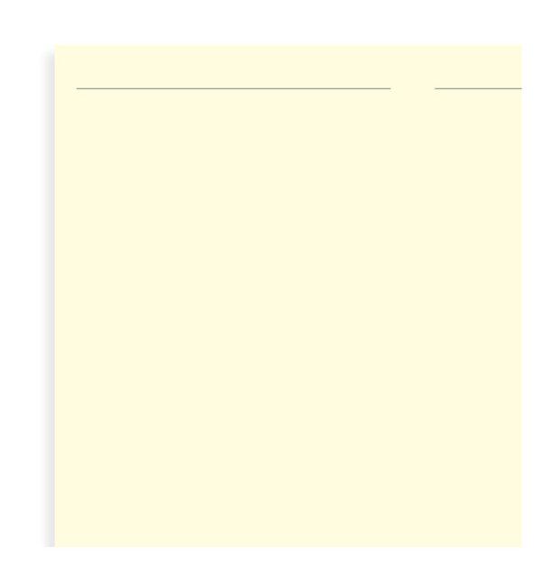 Змінний блокнот Flex by Filofax, А5, чисті аркуші