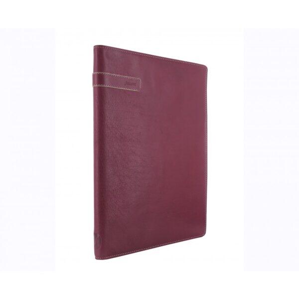 Папка Filofax HOLBORN FOLDER, А4, WINE