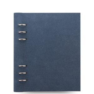 Органайзер Filofax Clipbook A5 Architexture Blue Suede