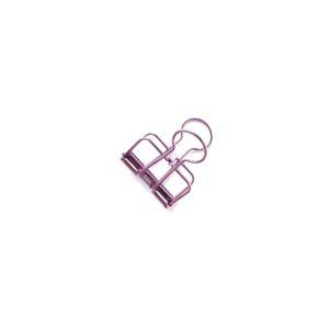 Біндер, середній, фіолетовий