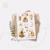 Стікери Vanilka Stickers, Grow better (папір)
