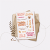 Стікери Vanilka Stickers, Каштанчик (папір)