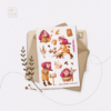 Стікери Vanilka Stickers, Cozy home 2 (папір)