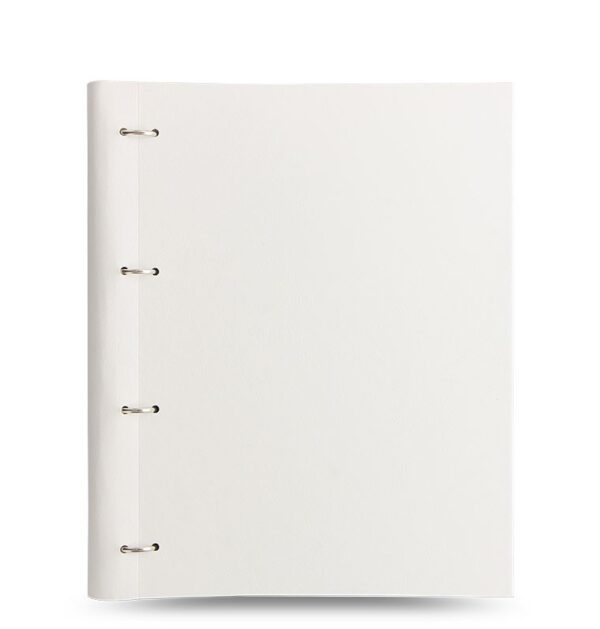 Органайзер Filofax Clipbook A4 Classic Monochrome, White