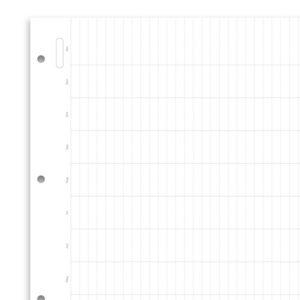 Бланки огляд року недатовані (Clipbook), A4, білі