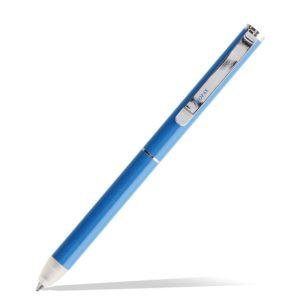 Кулькова ручка, що стирається, Filofax Clipbook Ballpen, Fluoro Blue