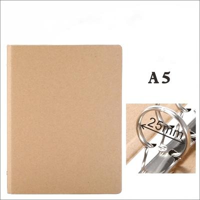 Крафтова архівна папка, А5