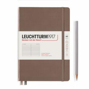 Блокнот Leuchtturm1917 Rising Colours середній, Aquamarine, крапка