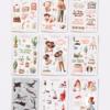"""Набір стікерів Vanilka Stickers """"Your first spring"""""""