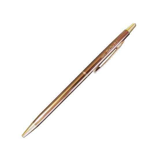 Кулькова ручка OHTO Slim line 0.5, Коричневий