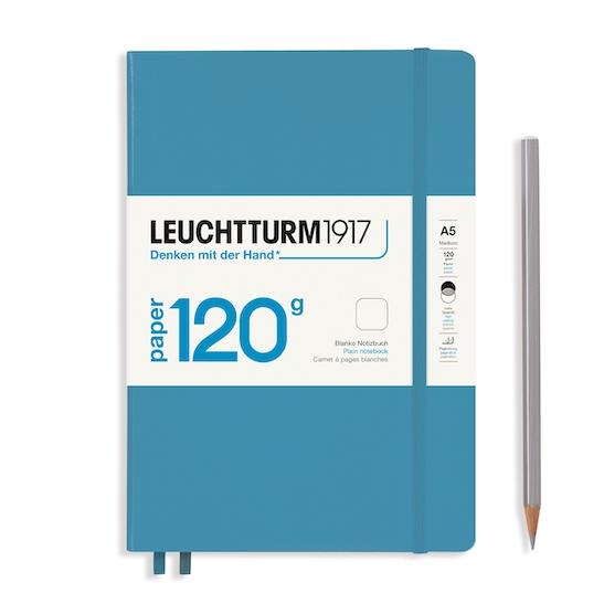 Блокнот Leuchtturm1917 120G Edition, Середній, Sage, Крапка