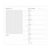 Бланки Планування харчування Filofax, A5, white