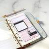 Набір стікерів до органайзеру Filofax, Personal