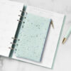 Пенал для органайзера Filofax, Personal-A5, Confetti