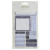 Стікери для нотаток для органайзеру та блокноту Filofax, Personal-A5, Confetti