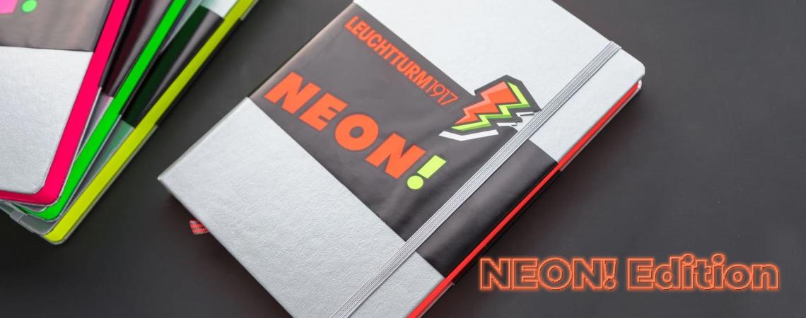 Колекція NEON! від Leuchtturm1917